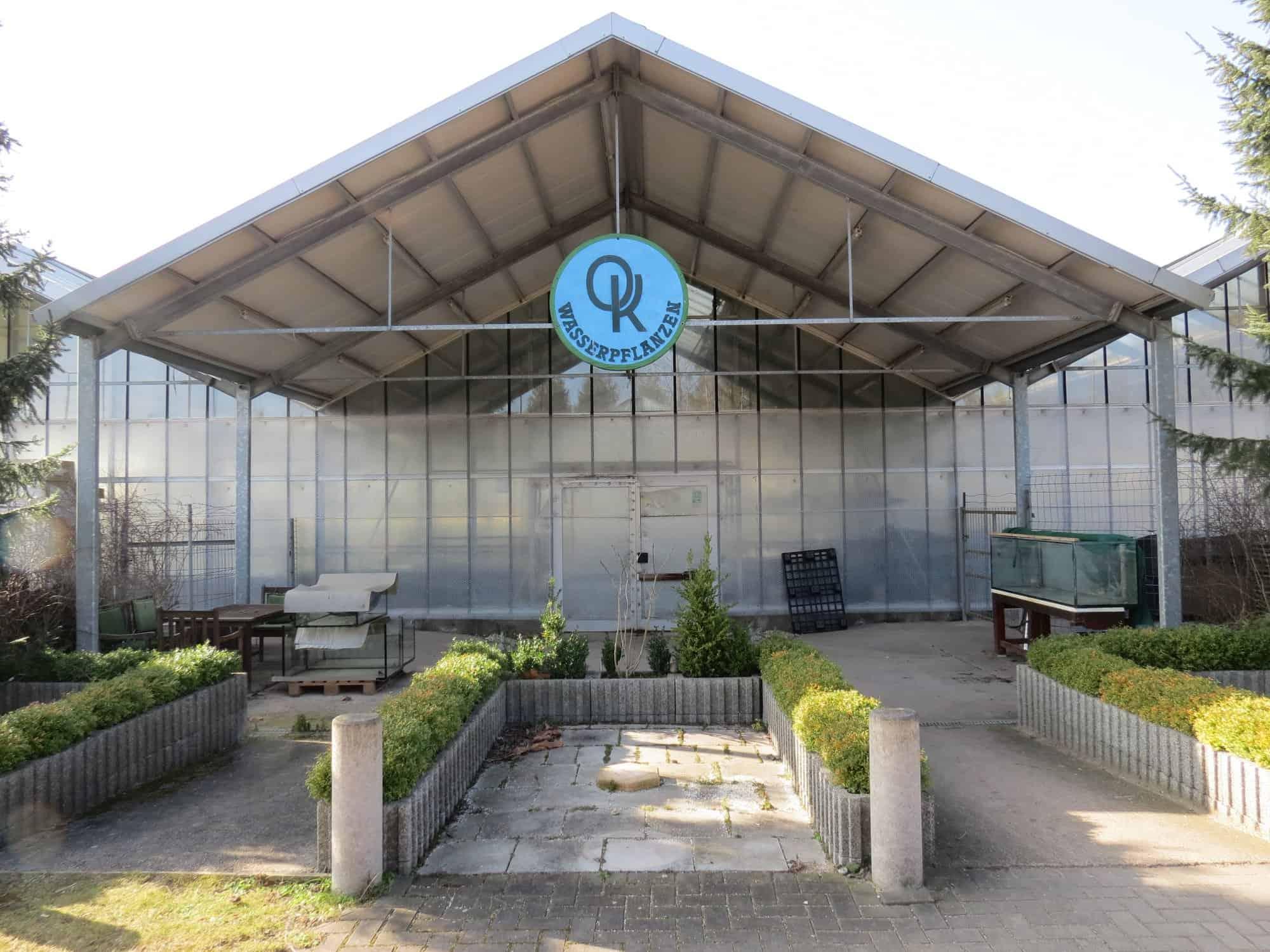 219: Wasserpflanzengärtnerei - Ein Blick hinter die Kulissen (Oliver Krause) 7
