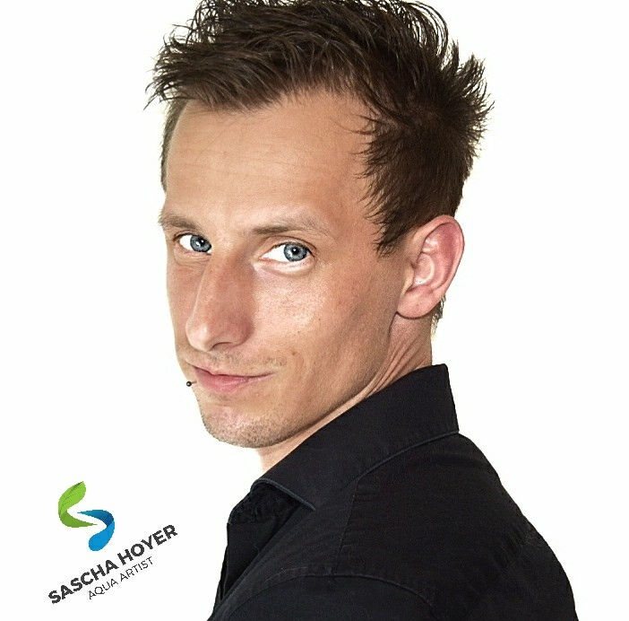 227: Aquascaper goes Youtube - Aqua Artist und Influencer (Sascha Hoyer) 2