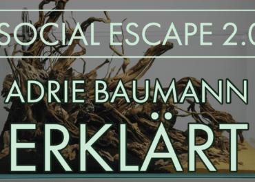 GarnelenTv: Social Escape 2.0