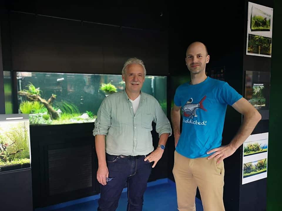 229: AQUaddicted! stellt sich vor - Zwei Aquaristikprofis mit Herz und Verstand (Kevin Höhlein und Andre Peukert) 3