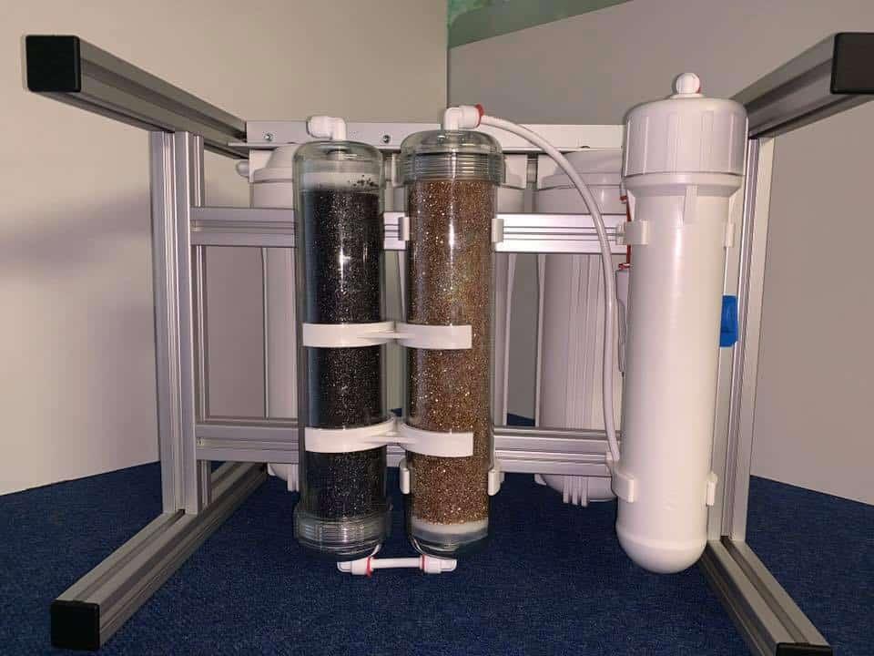 236: Nanofiltration und Ultrafiltration - Alternativen zur Umkehrosmoseanlage (Thomas Metzner) 9