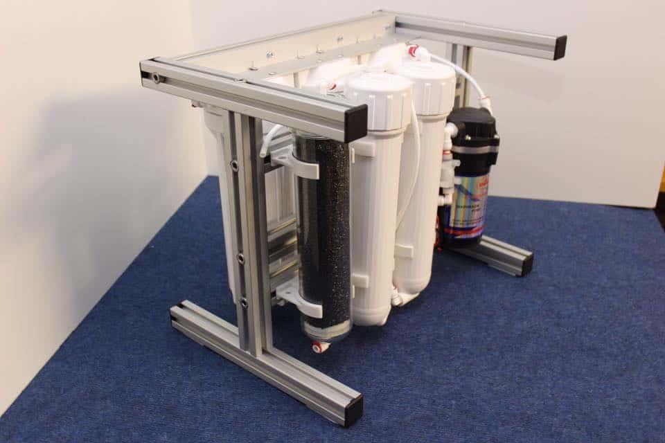 236: Nanofiltration und Ultrafiltration - Alternativen zur Umkehrosmoseanlage (Thomas Metzner) 11