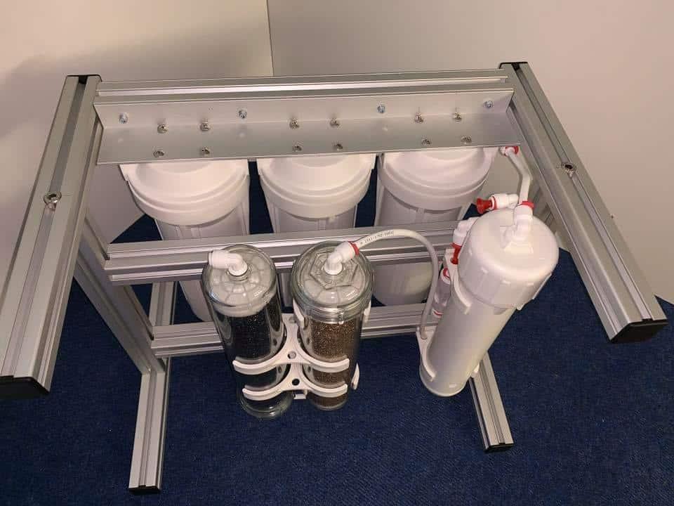 236: Nanofiltration und Ultrafiltration - Alternativen zur Umkehrosmoseanlage (Thomas Metzner) 12