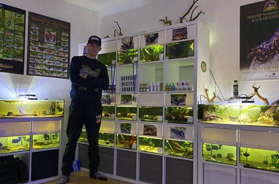 244: Flusskrebse im Aquarium - Procambarus erfolgreich pflegen und vermehren (Dennis Kraft) 3
