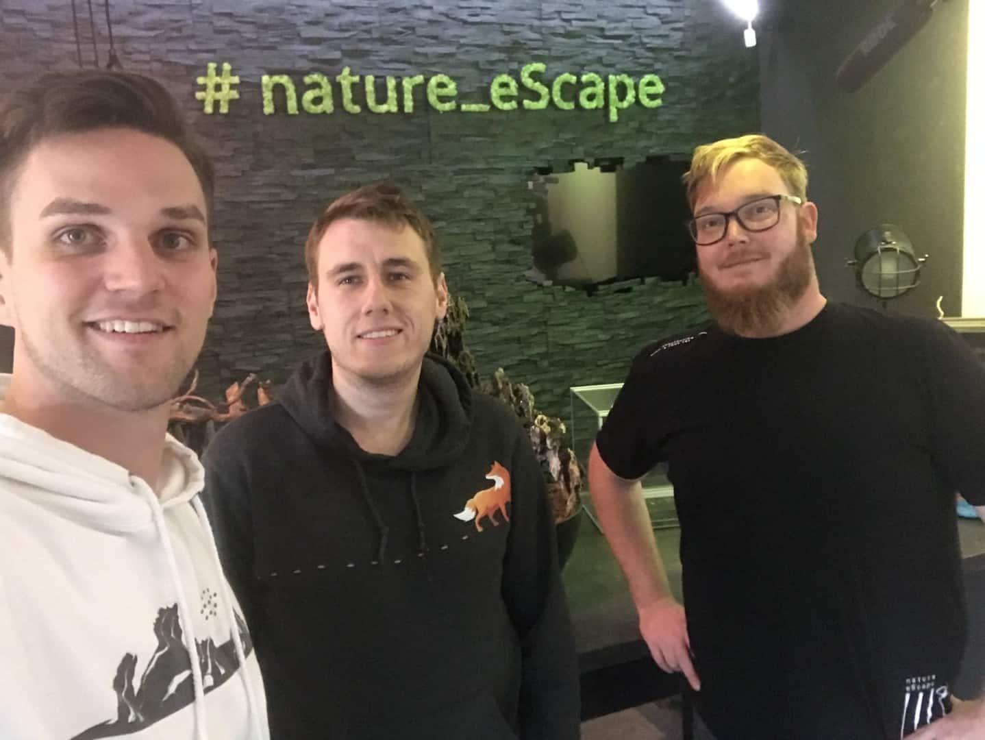 261: Nature Escape - Galerie und Ort der kreativen Entfaltung (Florian Neumann und Adrian Lichnowski) 6