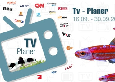 TV-Liste vom 16.09. – 30.09.2020