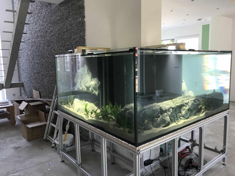 271: Wie wird ein Aquarium gebaut? - Was ist möglich und worauf man achten muss (Sylvio Pönisch) 4