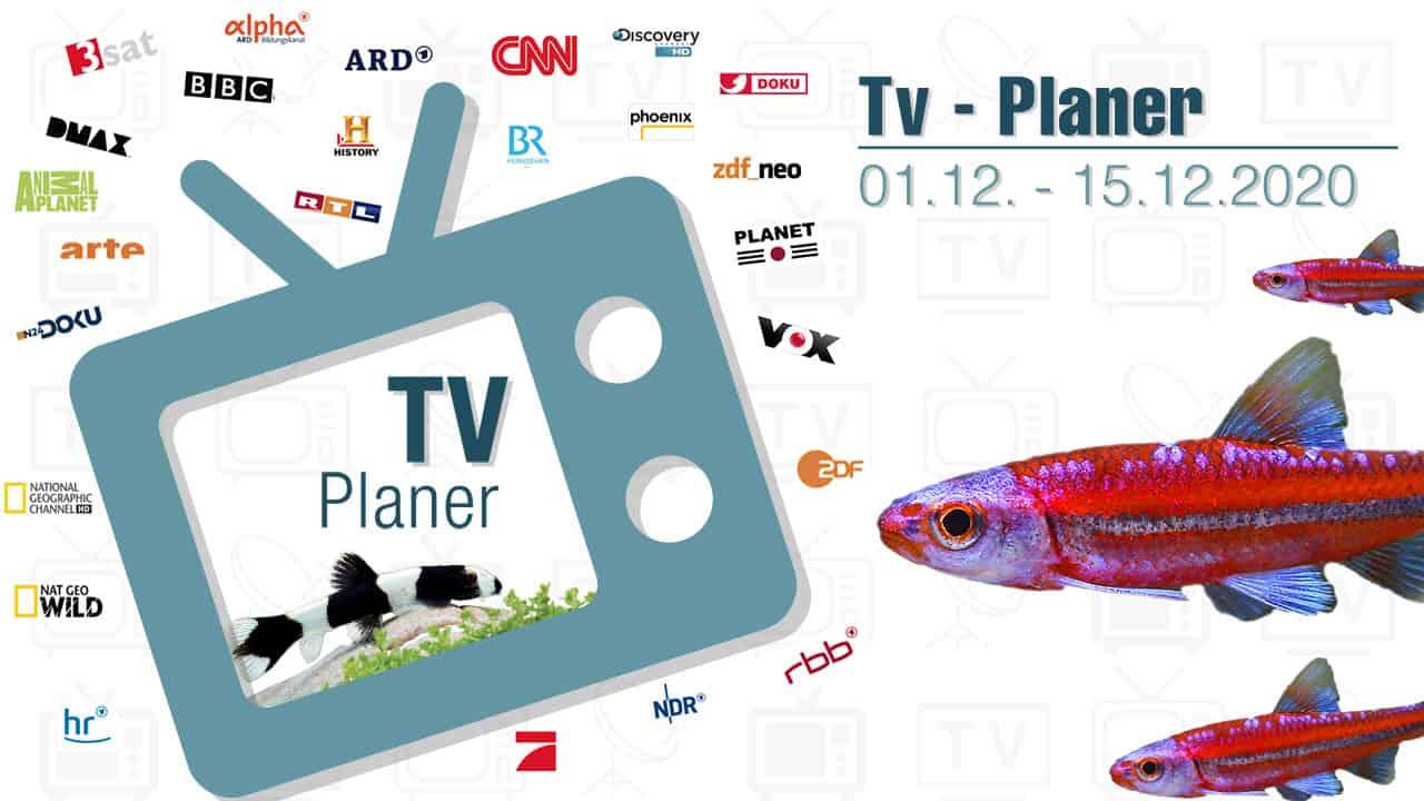 TV-Liste vom 01.12. – 15.12.2020