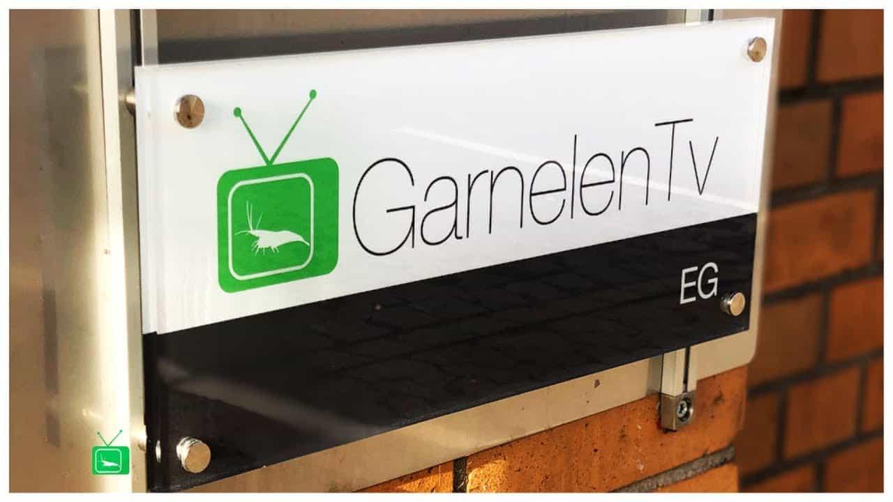 GarnelenTv Video Tipp: Eigener Showroom eröffnet