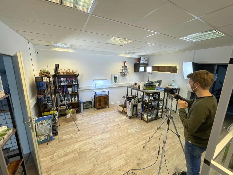 287: Live-Streaming in der Aquaristik - Gemeinsam ein Aquarium einrichten (Nature eScape & GarnelenTv) 4