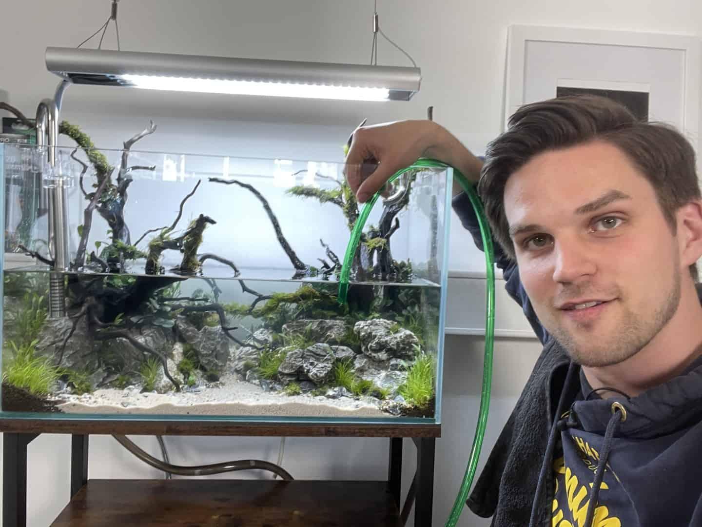 287: Live-Streaming in der Aquaristik - Gemeinsam ein Aquarium einrichten (Nature eScape & GarnelenTv) 21