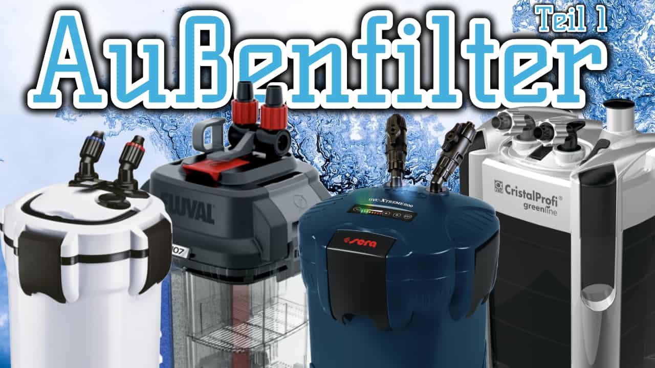 AQUaddicted! - Video Tipp: Außenfilter für das Aquarium Teil 1