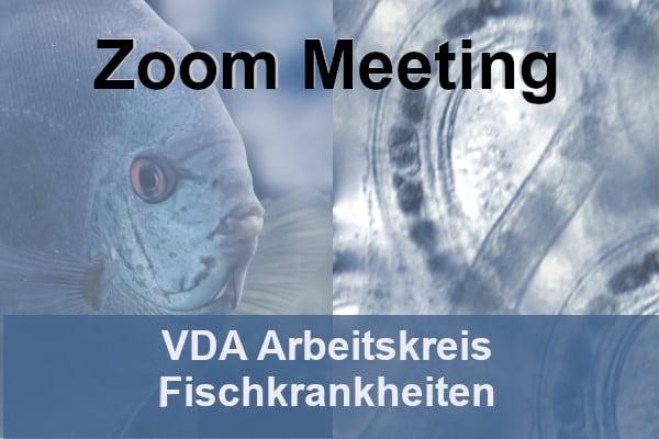 Kostenlose Fortbildung via Zoom -  Fischernährung